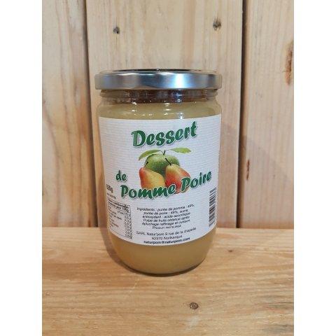 Dessert Pomme-poire