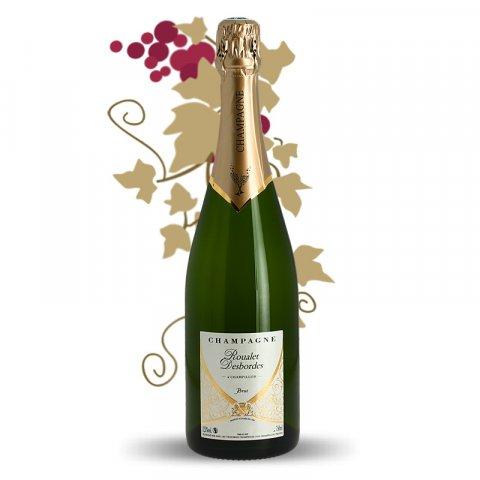 Champagne Brut Roualet Desbordes