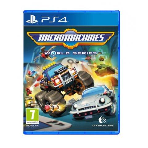 Micro Machines : World Series - PS4