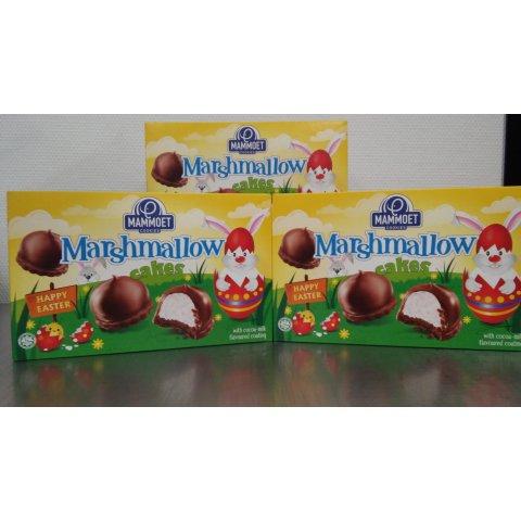 Marshmallow Cakes.