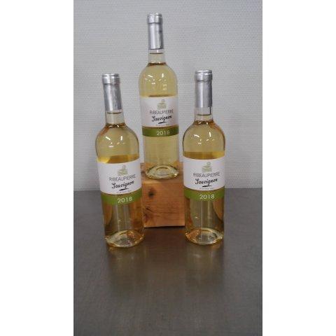 Vin Blanc sauvignon 2018 Ribeaupierre