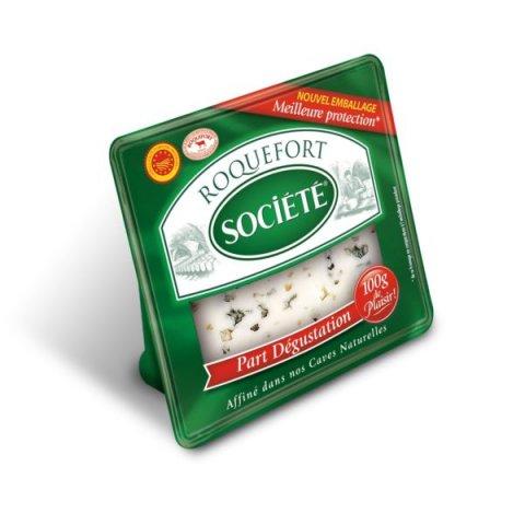 Roquefort Société Part dégustation  SOCIETE