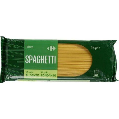 Pâtes Spaghetti .CARREFOUR