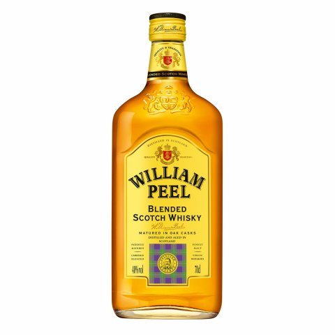 Blend scotch Whisky WILLIAM PEEL