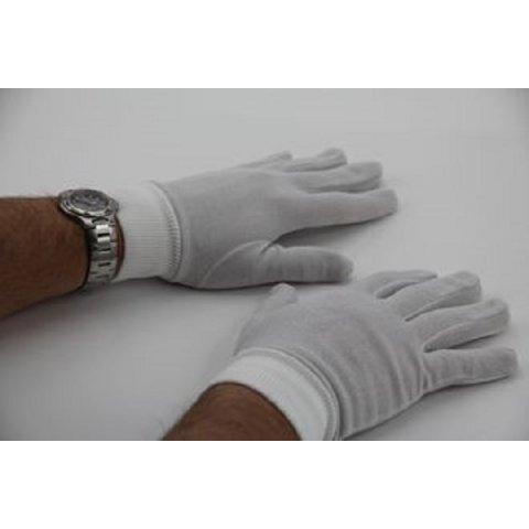 Paire de gants thermiques femme.