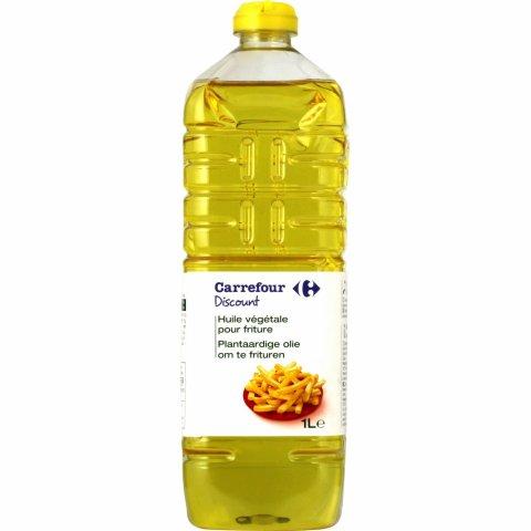 Huile Végétale Carrefour Discount