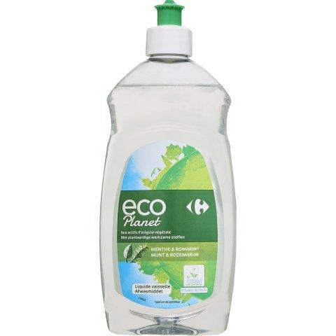 Liquide vaisselle menthe & romarin CARREFOUR ECO PLANET
