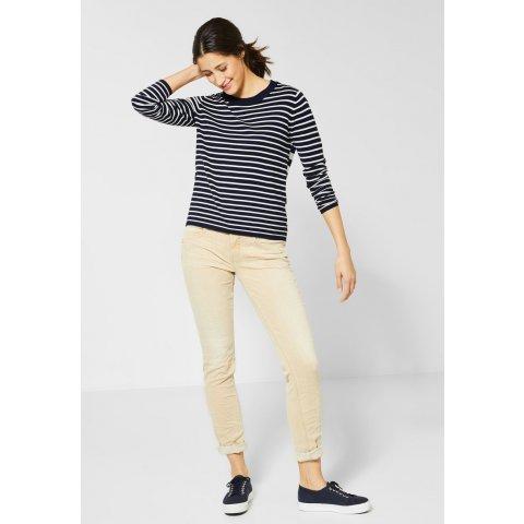Pull Femme style marin