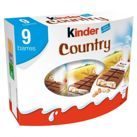 KINDER COUNTRY - 211,