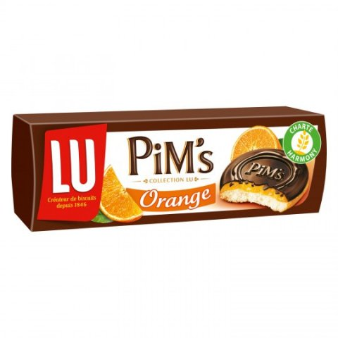 Pim's Orange. LU