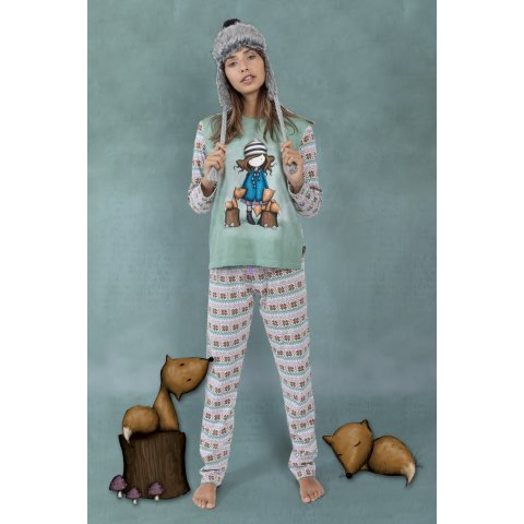 pyjama SANTORO GORJUSS renard
