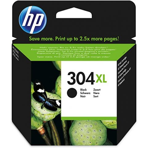 Cartouche HP 304 BLACK XL