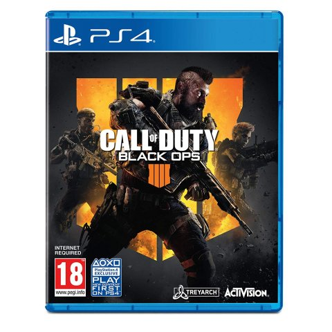 Call Of Duty : Black Ops IIII - PS4