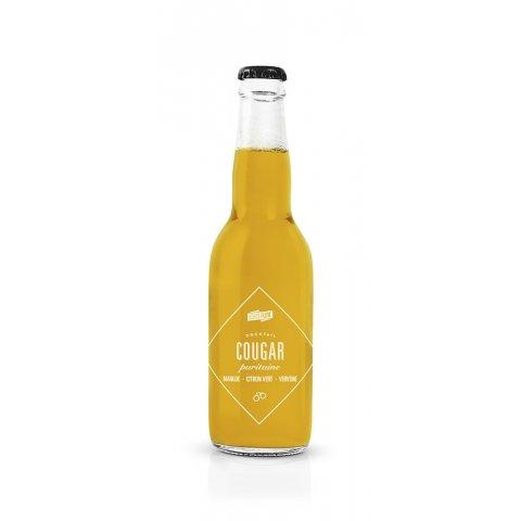 Boisson COUGAR PURITAINE- Mangue Citron vert Verveine
