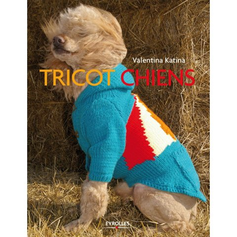 Livre de tricot pour les chiens
