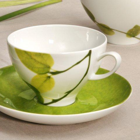 Tasse à thé en porcelaine 30cl x2