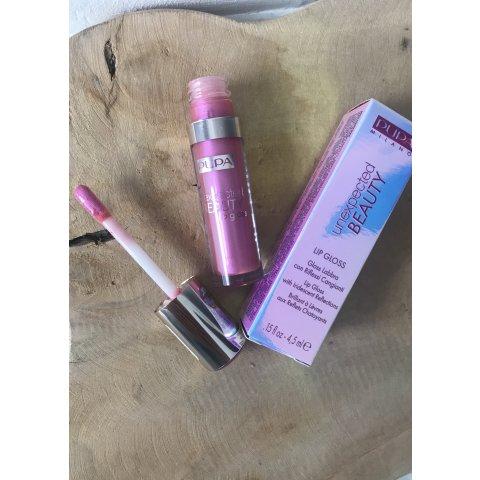 Brillant à Lèvres Unexpected Beauty N*003 Pupa