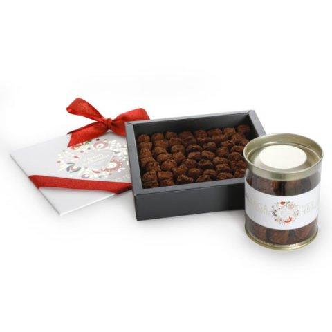 Truffes caramel fondantes.120grs