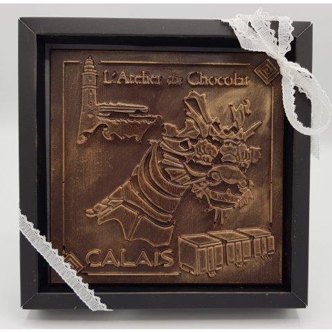 Le carré Dragon. 150grs