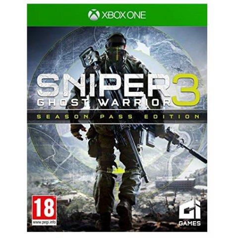 Sniper Ghost Warrior 3 -xbox one