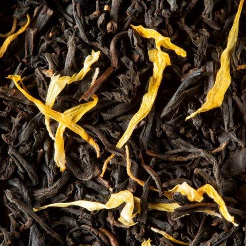Thé Noir Abricot Toscane vrac. DAMMANN FRERES