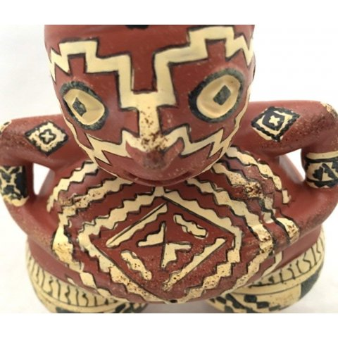 Art des Amériques - Figurine de la Fertilité Chupícuaro