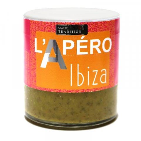 L'Apéro A IBIZA( poisson au citron menthe et coriande)