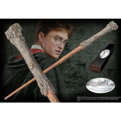 Baguette Harry Potter réplique officielle
