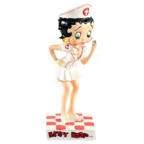 Betty Boop Infirmière