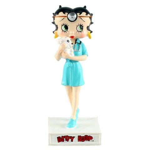 Betty Boop Vétérinaire