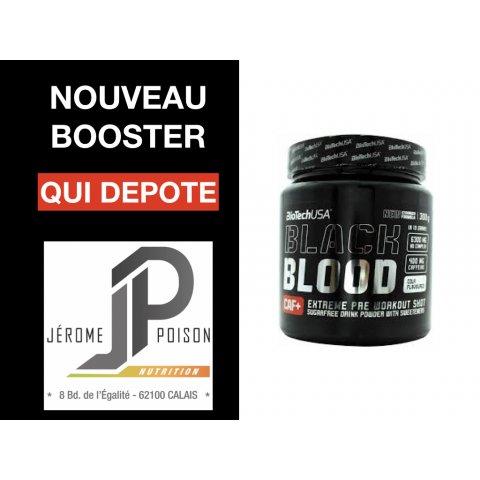 BLACK BLOOD CAF+ BIOTECH - 330 G