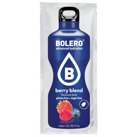 BOLERO Sachet Baies Rouges