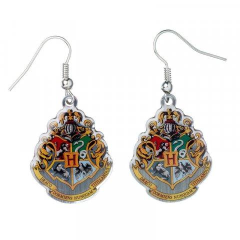 Boucles d'oreilles Harry Potter Poudlard