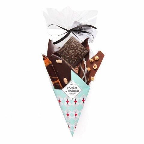 Bouquet de chocolat Merci