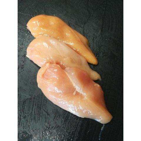 Filet de poulet fermier