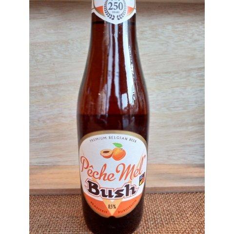 Bière Bush pêch'mel