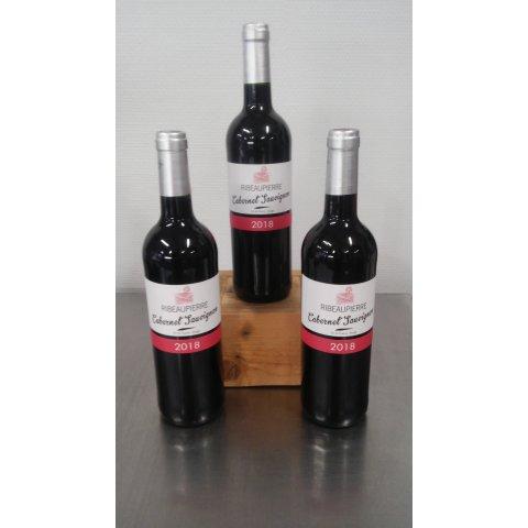 Vin Rouge Cabernet-sauvignon 2018