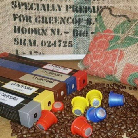 Capsules compatibles Nespresso® TENTATIO