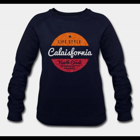 Sweat-shirt Calaisfornia Femme