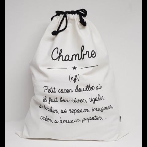 "Baluchon XXL ""Chambre"" MARCEL & LILY"