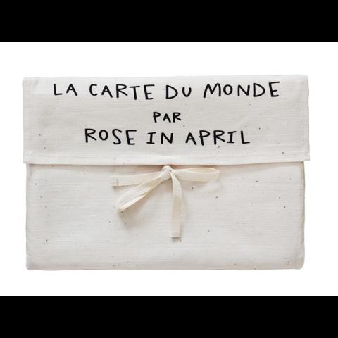 La Carte du Monde par ROSE IN APRIL