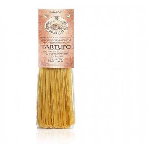 Pasta Morelli - LINGUINE A LA TRUFFE 250gr - Produit artisanal italien