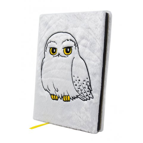 Carnet Bloc Notes A5 Harry Potter Hedwig