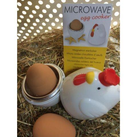 Cuiseur à œuf au micro ondes - Cuisson rapide