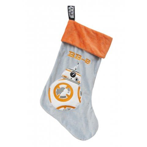 Chaussette de Noël BB8 Star Wars