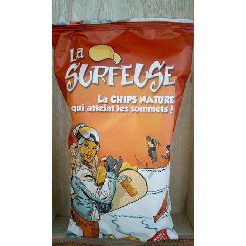 Chips artisanales La Surfeuse
