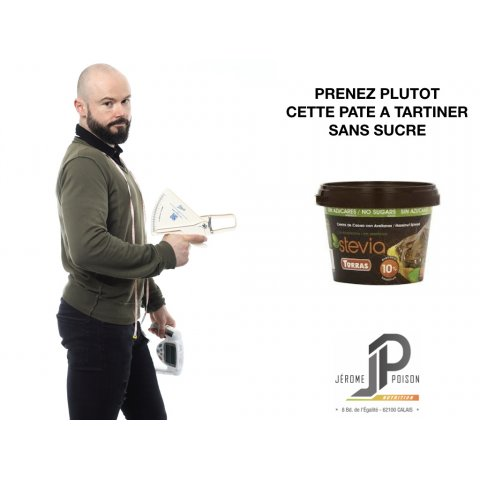 PATE A TARTINER CHOCOLAT SANS SUCRE  TORRAS