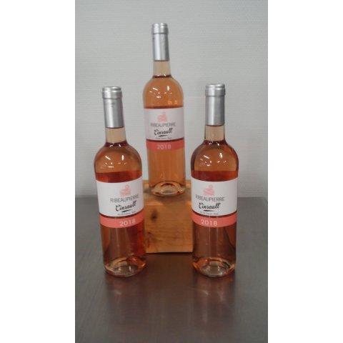 Cinsault Rosé de France 2018