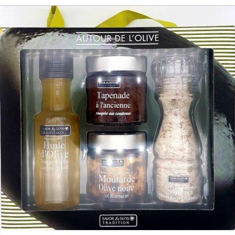 COFFRET AUTOUR DE L'OLIVE