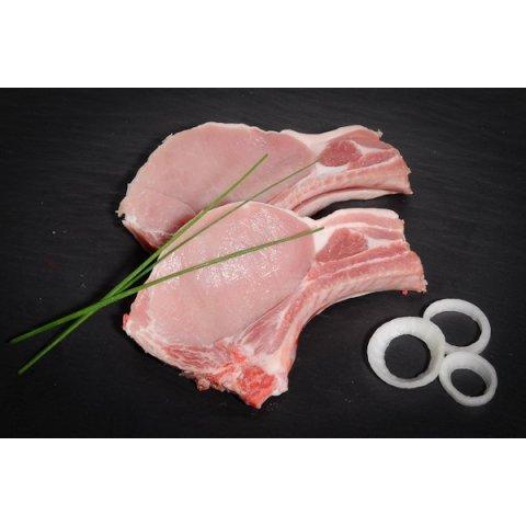 Côte de porc première